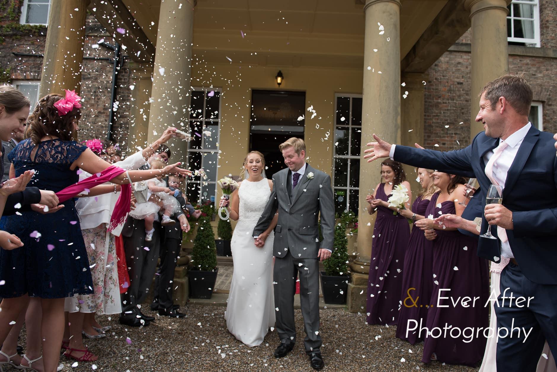 Solberge Hall Wedding Photography