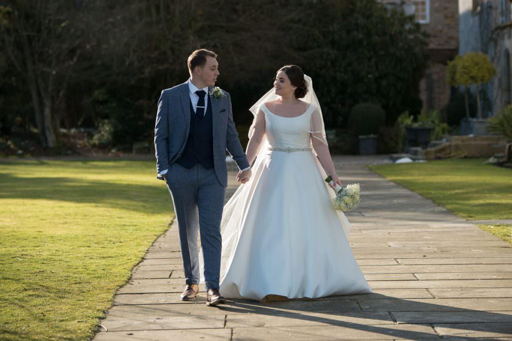 bride, groom, wedding photography, lartington hall