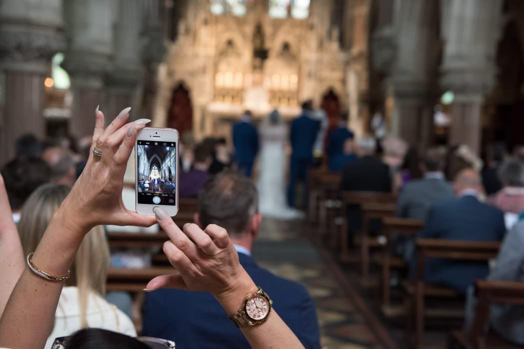 Wedding Service, Church