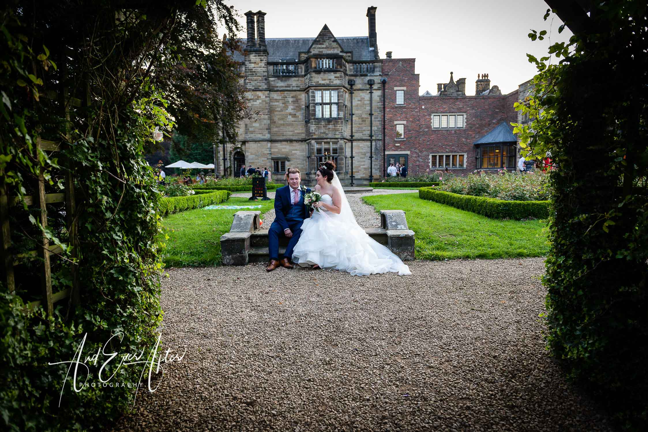 Gisborough Hall Wedding