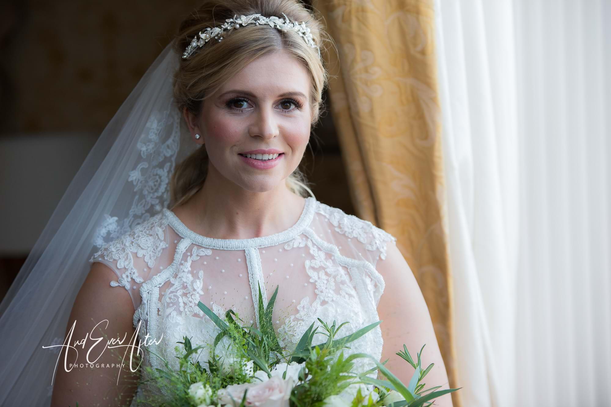 bride, wedding day