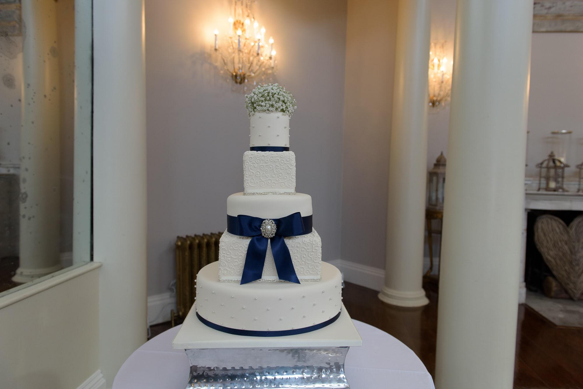 Lartington Hall, Wedding Venue, Wedding Day Photography, Bride and Groom, And Ever After Photography, wedding cake