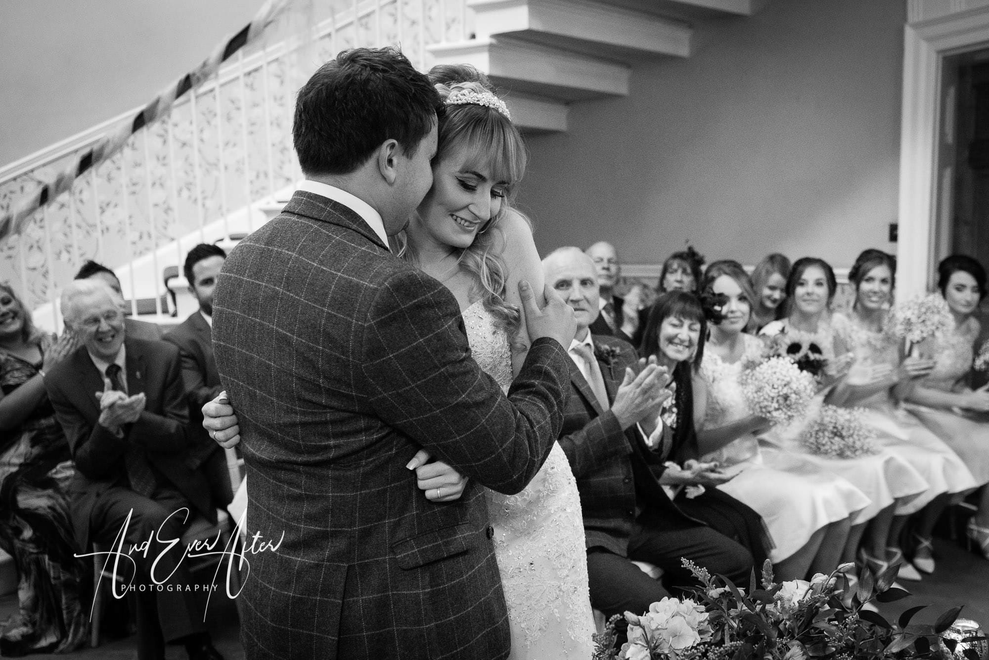 Middleton Lodge Wedding Ceremony, And Ever After Photography
