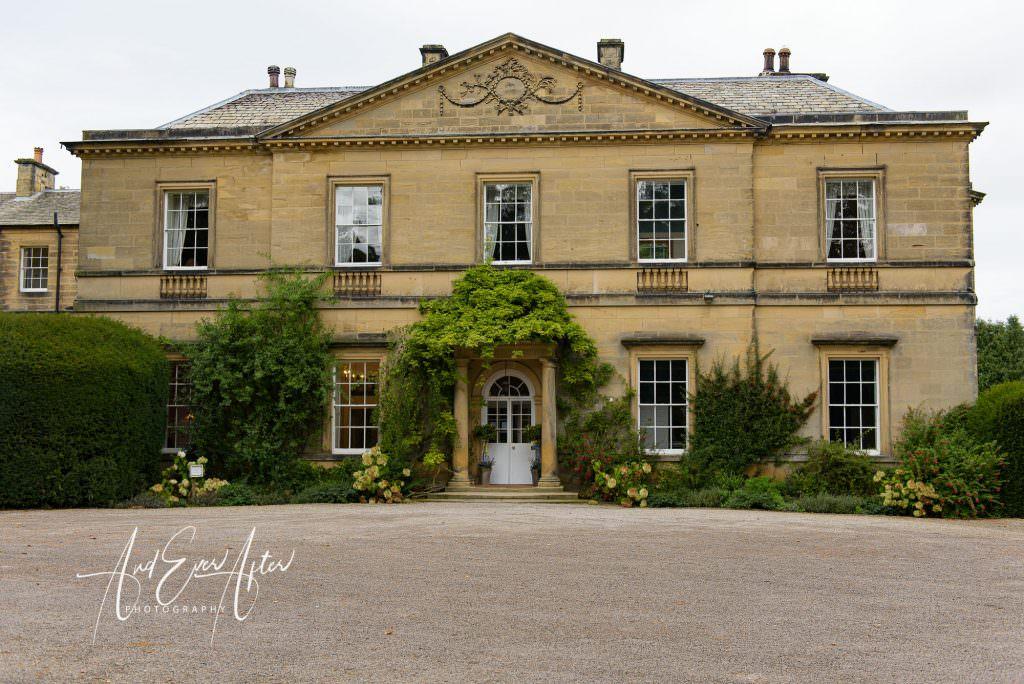 North Yorkshire wedding venue, middleton lodge,