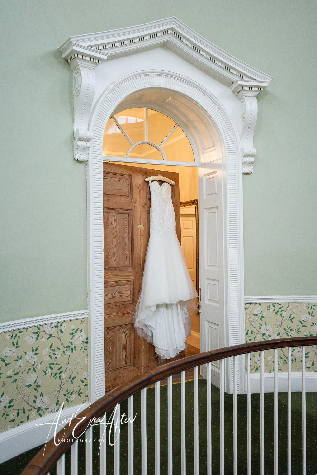 Middelton Lodge Wedding Photography, And Ever after Photography, Wedding Dress