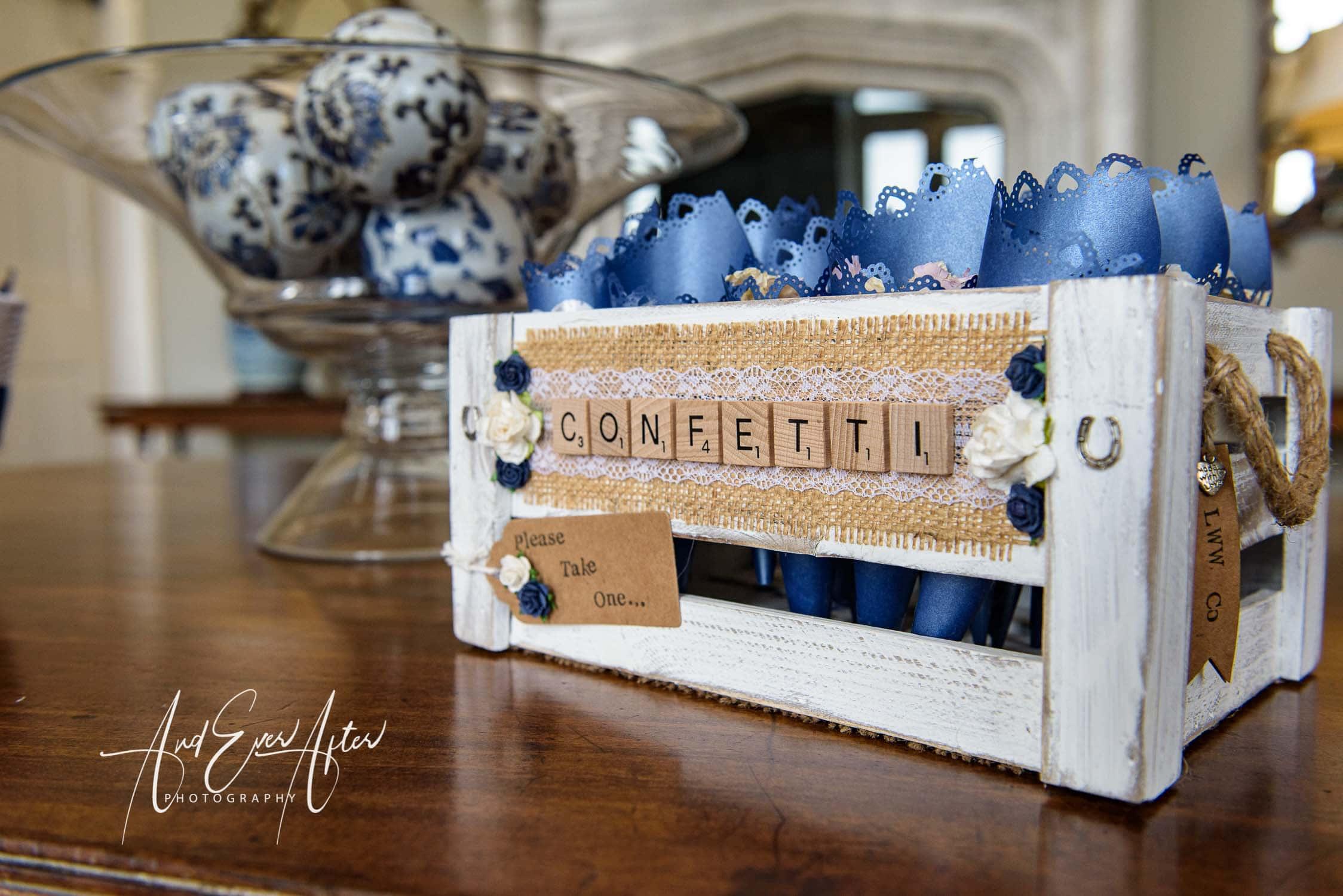 Lartington Hall, wedding venue, County Durham wedding photographer, confetti