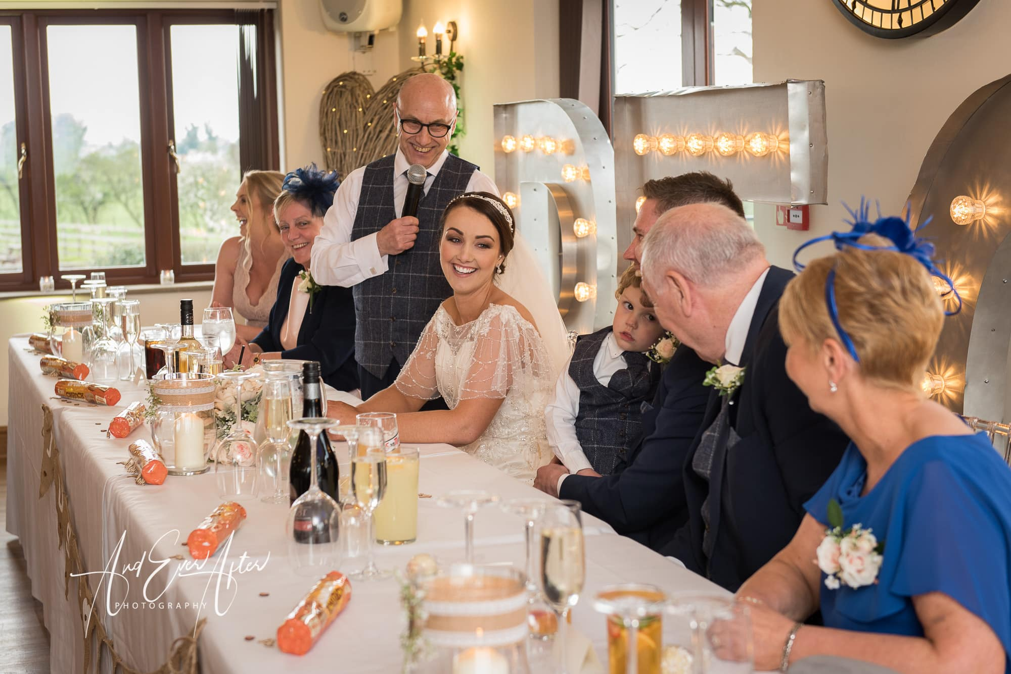 wedding day speeches, father of the bride