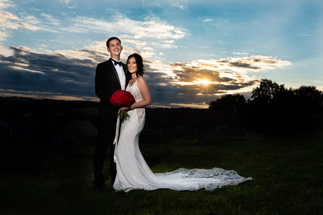 Black Horse Beamish Weddings, wedding photography